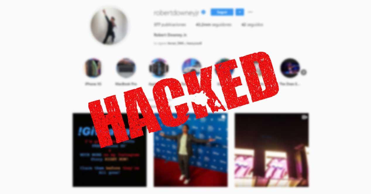 Ver noticia 'Noticia 'Ni Iron Man se libra de los hackers: la cuenta de Robert Downey Jr. sortea un iPhone''