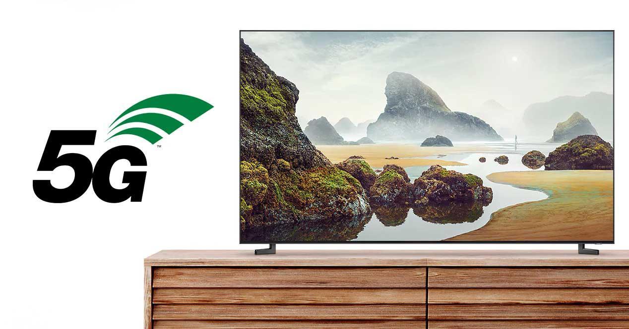 Samsung lanzará una Smart TV 8K con 5G: ¿para qué servirá?