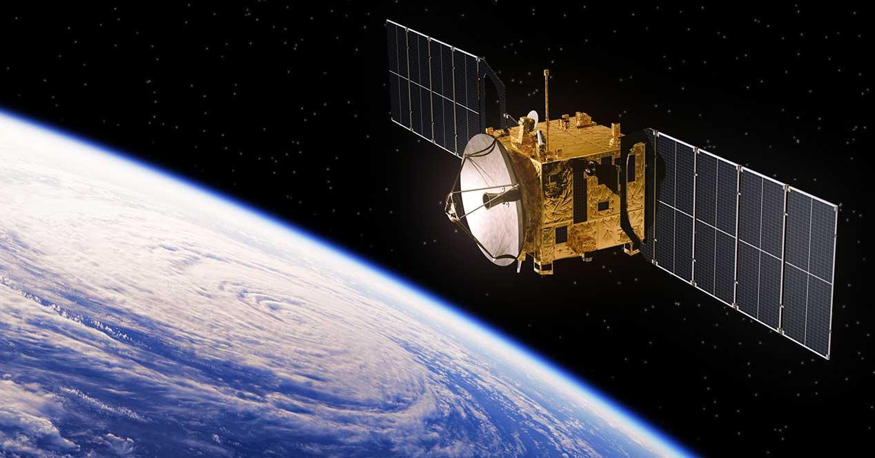 starlink spacex satelite