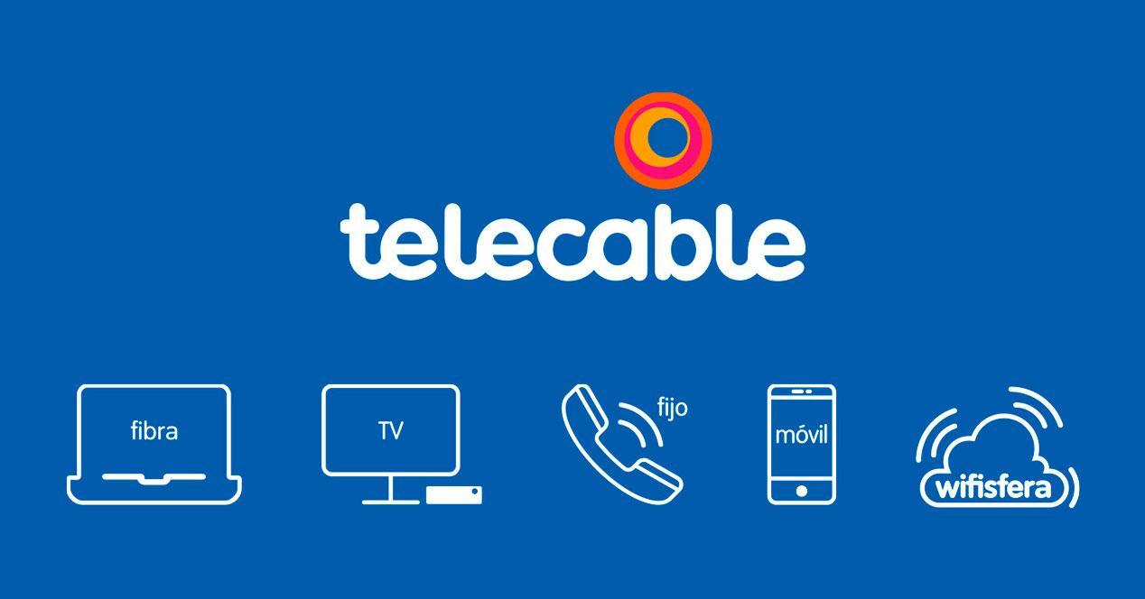 Todas las tarifas de Telecable