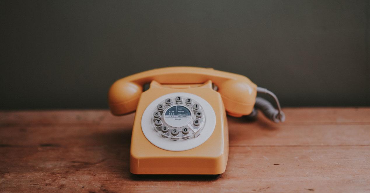 Tarifas de teléfono fijo