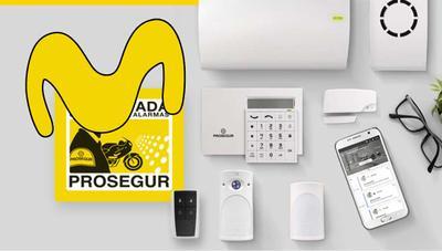 Telefónica compra el 50% de Prosegur: ¿vuelven las alarmas a Movistar?