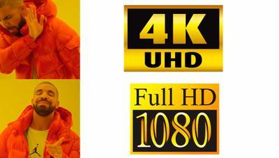 No estamos comprando teles 4K al mismo ritmo que cuando llego la alta definición