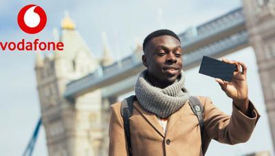 Tarifas de Vodafone para hablar y navegar desde el móvil en el extranjero