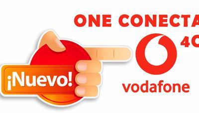 Nuevo Vodafone One Conecta con datos ilimitados para los que no tienen ni fibra ni ADSL