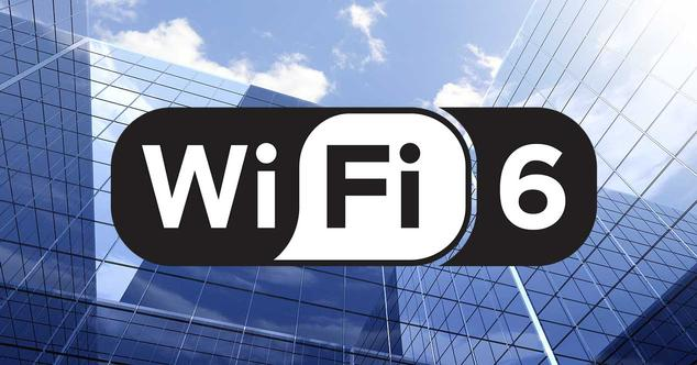 wifi 6 red