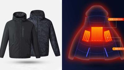 Xiaomi pone a la venta una chaqueta con calefacción: ¿cómo funciona?