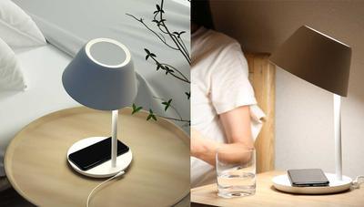 Xiaomi lanza una nueva lámpara para tu mesita de noche con carga inalámbrica
