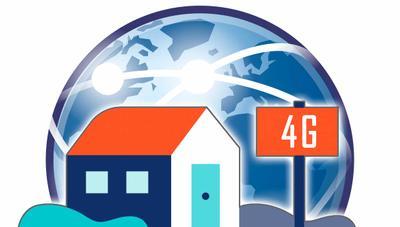 ¿Sin fibra y sin ADSL? Todo lo que necesitas saber sobre el 4G en casa