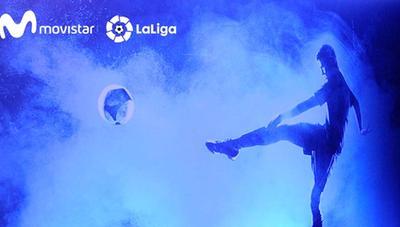 Área Movistar LaLiga hará que te sientas como una auténtica estrella del fútbol