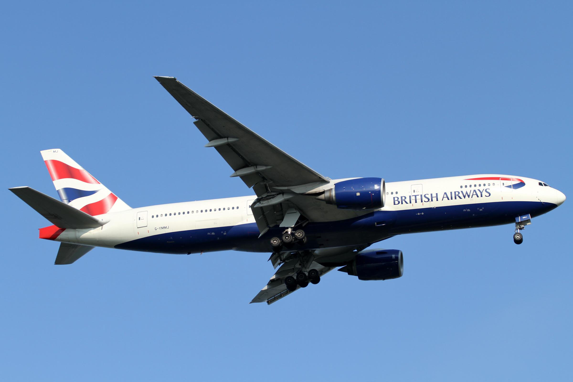 British Airways - WiFi gratis en el avion