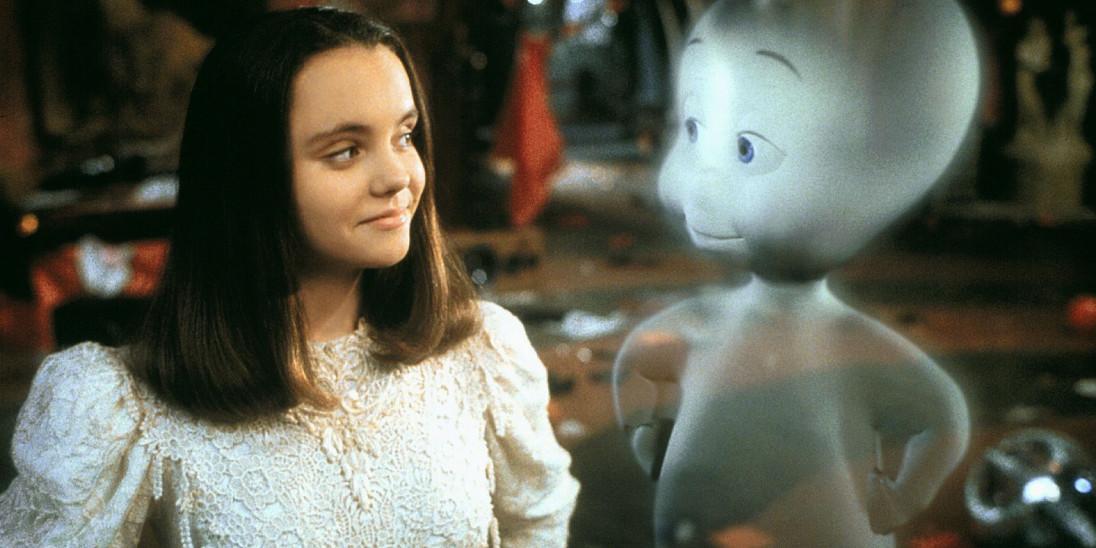 Casper - Series y peliculas para Halloween