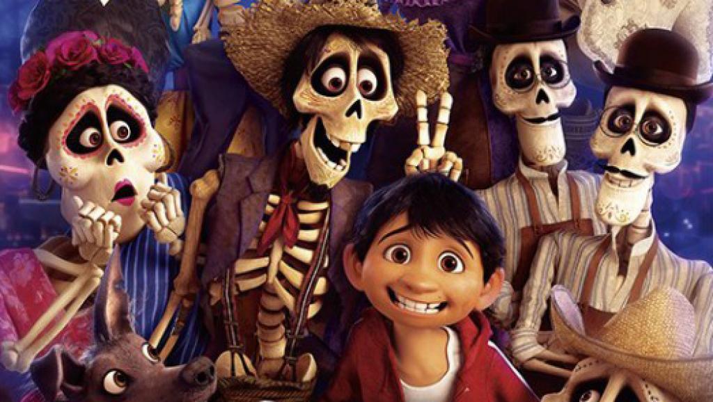 Coco - Series y peliculas para Halloween