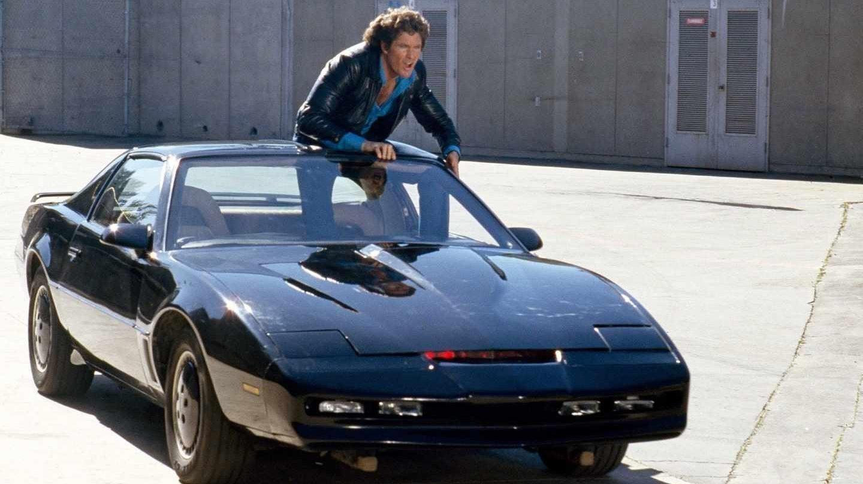 El coche fantastico - Series clásicas