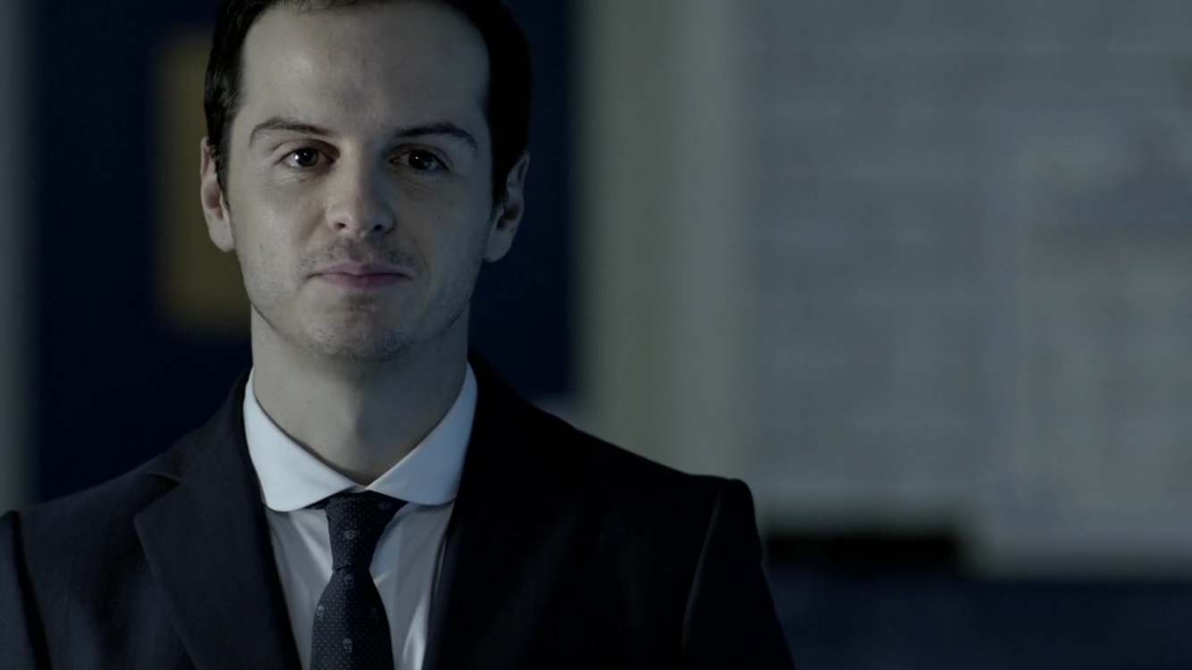James Moriarty - Mejores villanos de series