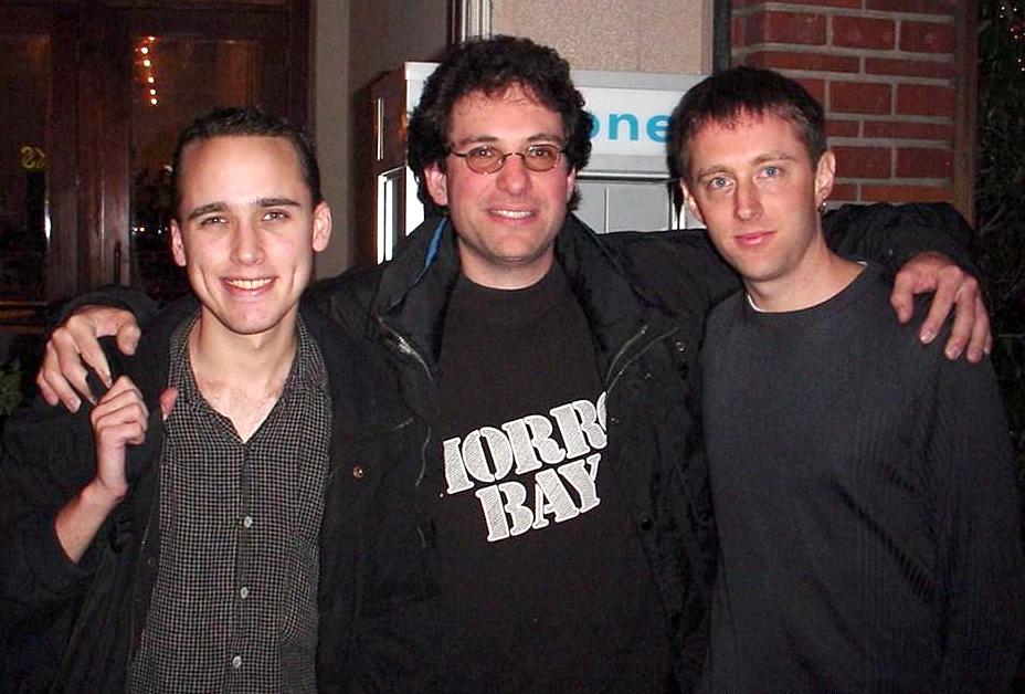 Lamo, Mitnick y Poulsen