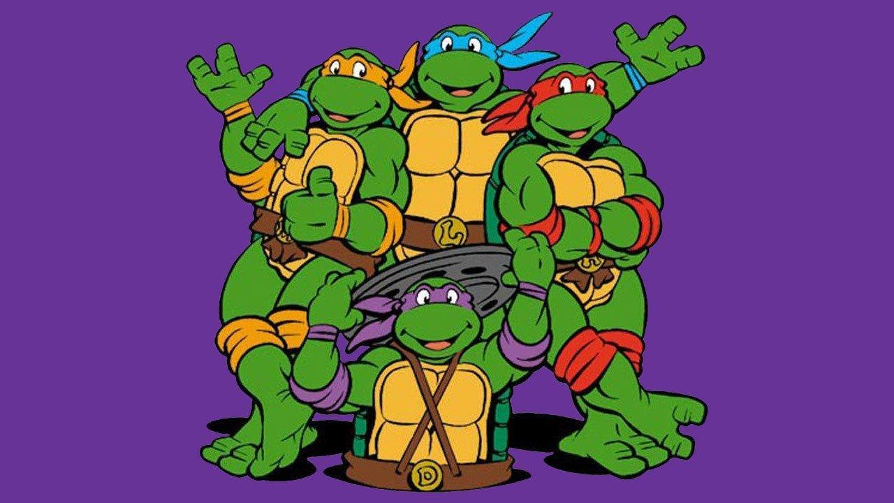 Las tortugas ninja - Series míticas de la infancia