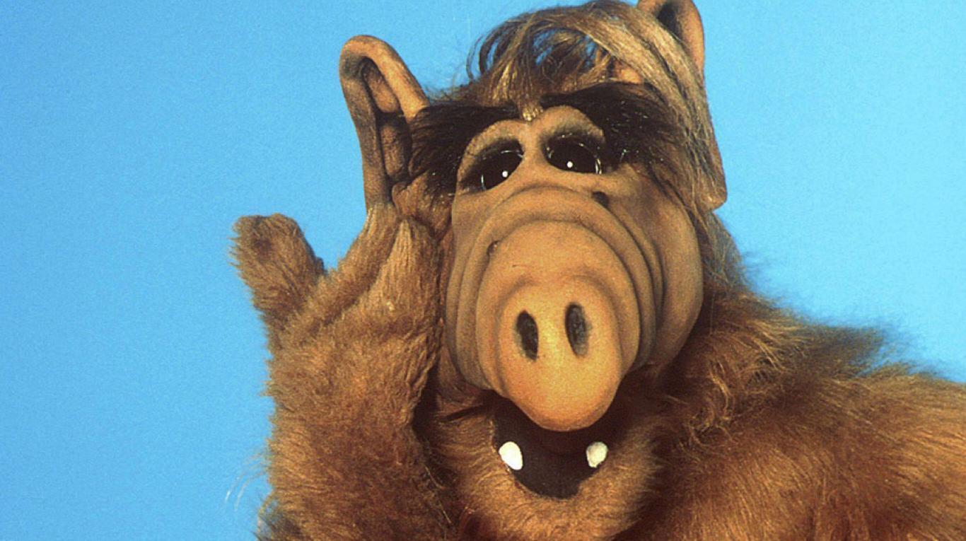 Mejores series clásicas - Alf