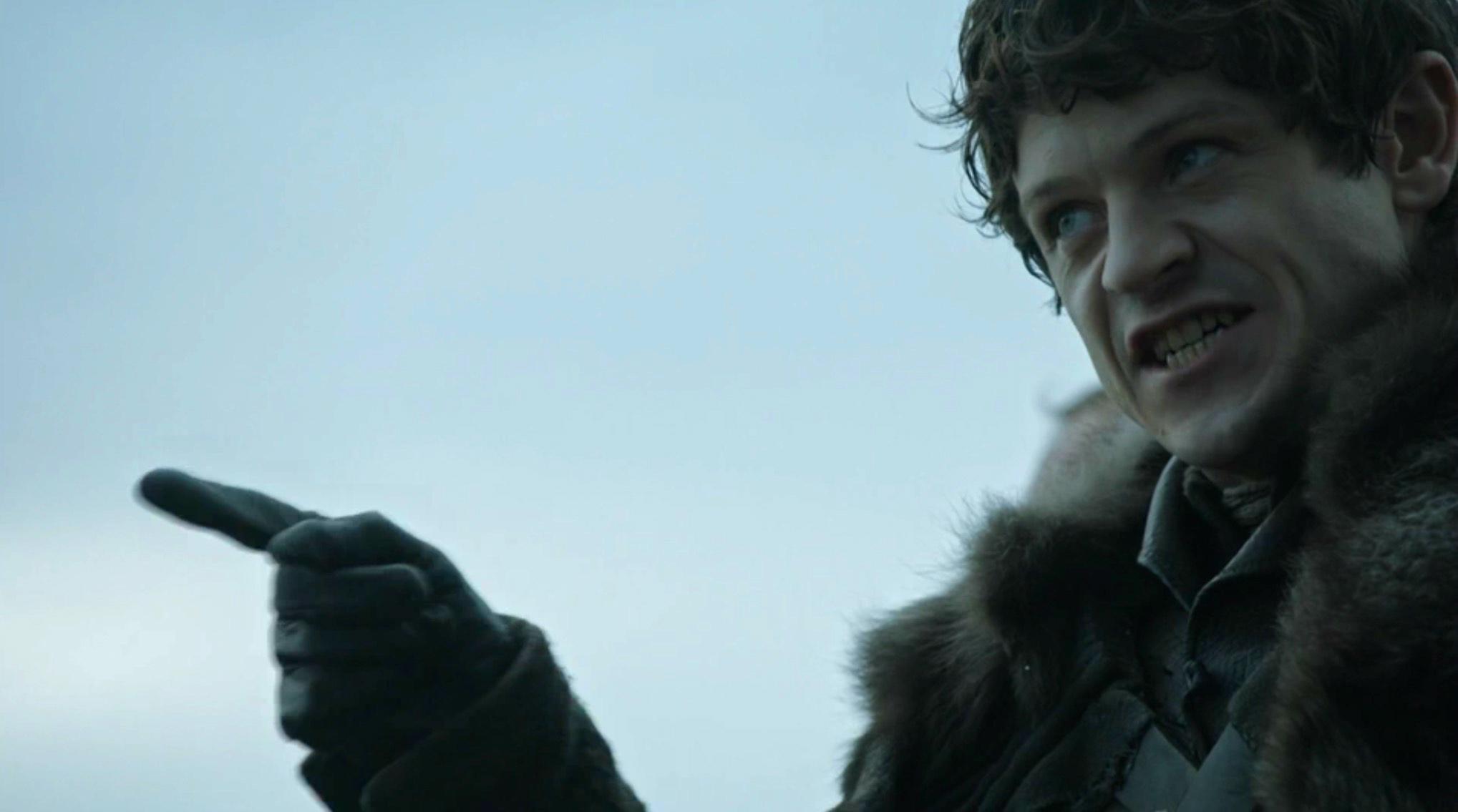 Ramsay Bolton - Mejores villanos de series