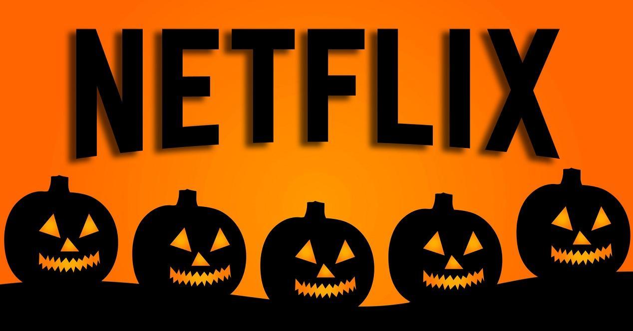 Series y peliculas para Halloween