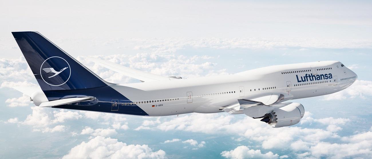WiFi gratis en el avión - Lufthansa