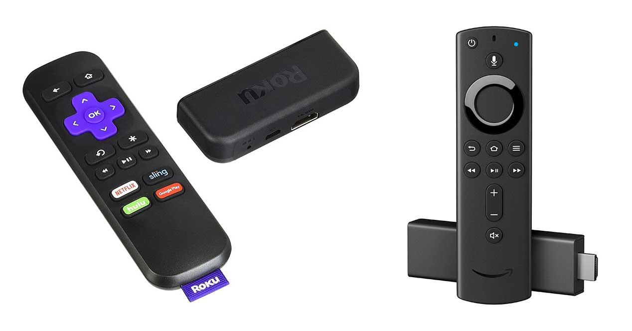 amazon fire tv roku