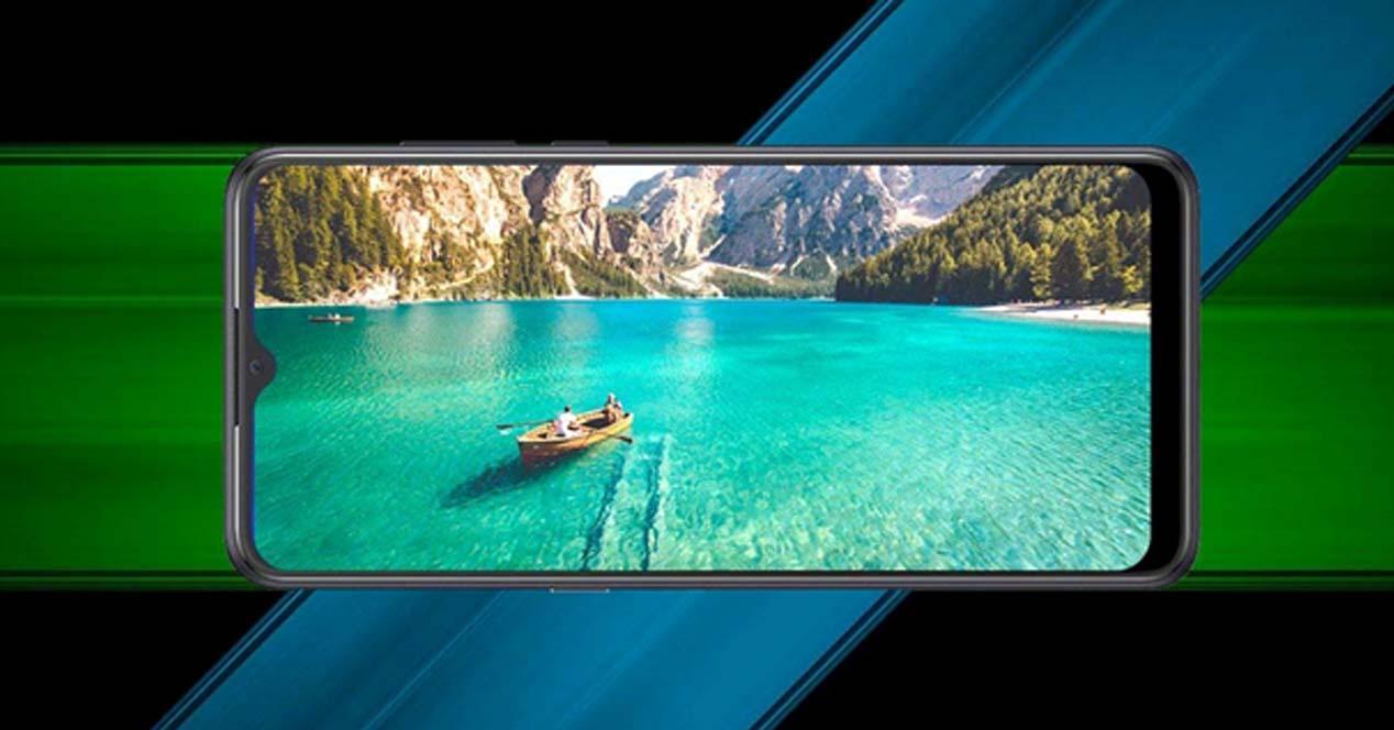Ver noticia 'Noticia 'Alcatel 3X, un móvil con triple cámara que mejora tus fotos con IA''