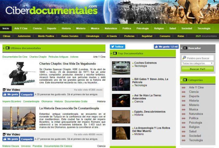 documentales gratis