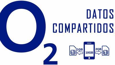 Pronto se podrá compartir datos con O2 entre líneas y otras novedades
