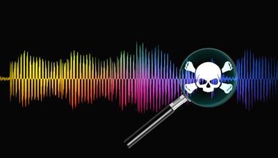 Cuidado con la música que descargas: consiguen meter malware en archivos WAV