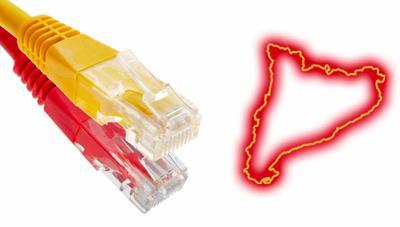 """La """"República digital"""" de Cataluña avanza: ya tiene fibra propia para el 84% de la población"""