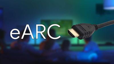 ¿Qué es HDMI eARC? La tecnología de sonido para Dolby Atmos y DTS:X