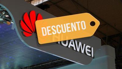 Los mejores productos Huawei en oferta este fin de semana en Amazon