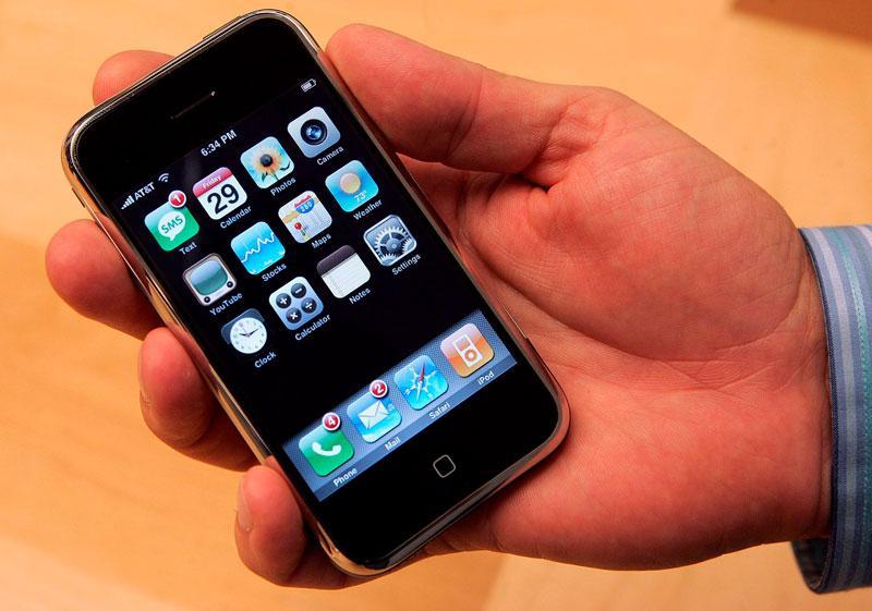 iPhone original en 2017