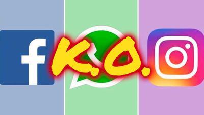 WhatsApp, Instagram y Facebook no funcionan: cortes y fallos