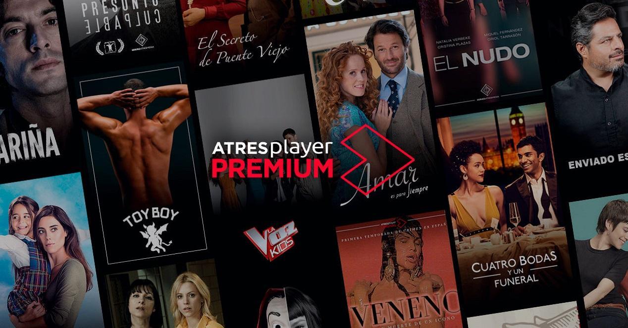 Ver noticia 'Ver Las mejores series que puedes ver en Atresplayer Premium'