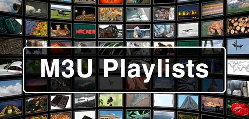 Listas m3u para IPTV
