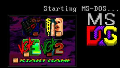 Ya puedes jugar gratis a 2500 juegos de MS-DOS