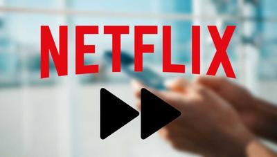 Netflix te permitirá ver películas y series en menos tiempo con su nueva función