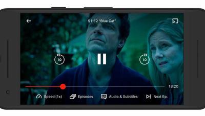 Netflix explica la función para ver películas y series en menos tiempo acelerando la velocidad
