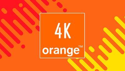 Orange TV: estos son todos sus canales 4K, sus diales y el contenido bajo demanda