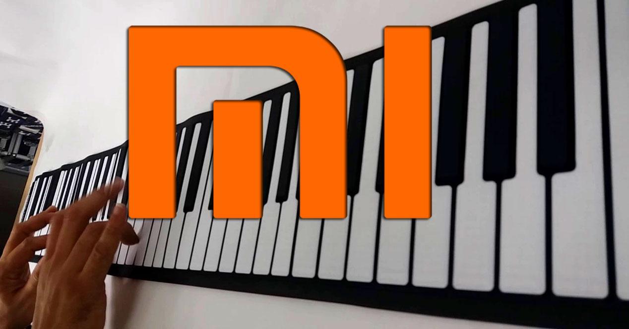 Piano Xiaomi