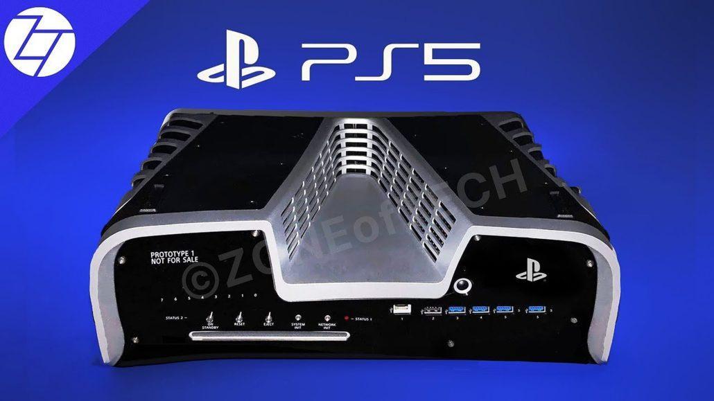PS5 filtración