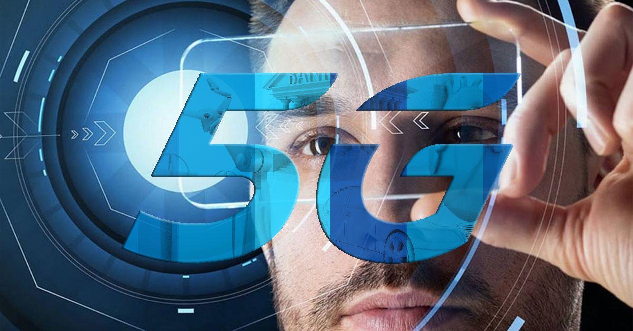 Reconocimiento facial 5g