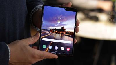 Llega a España el Samsung Galaxy Fold, el teléfono plegable que matará a tu tableta