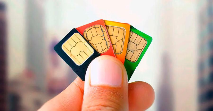 Cómo funciona una SIM