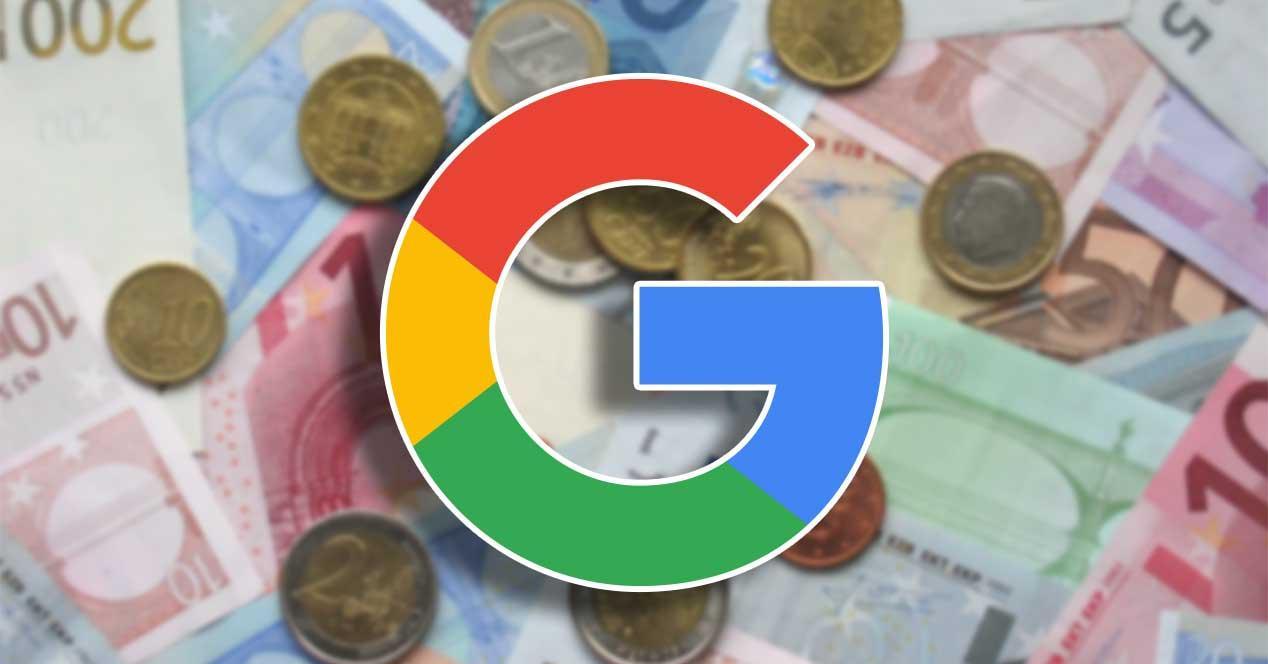 tasa google impuesto