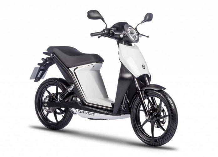 moto eléctrica Torrot