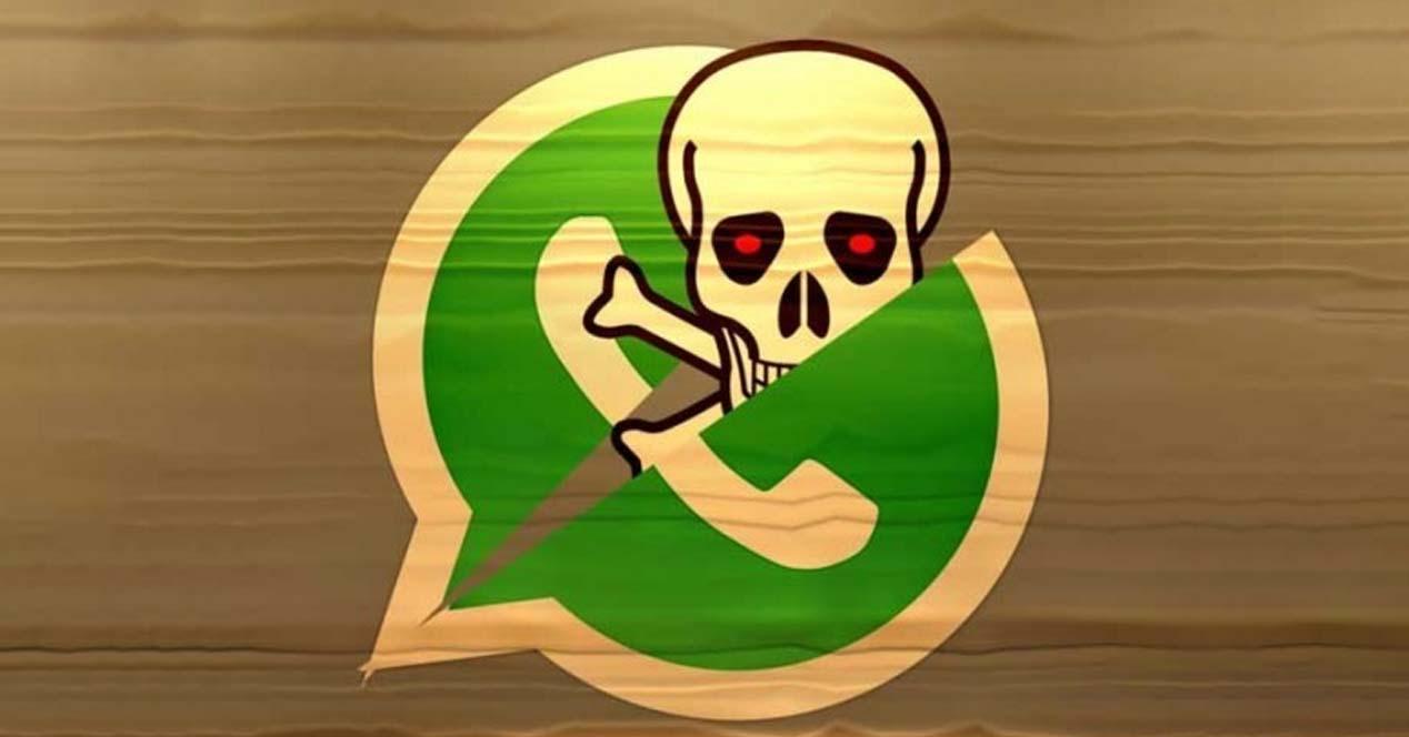 malware en WhatsApp