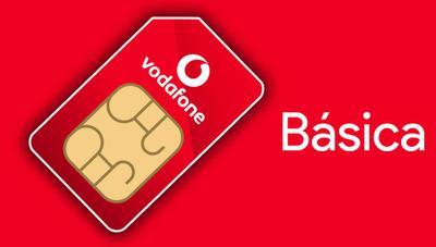 Vodafone Básica: la nueva tarifa que sólo encontrarás en tiendas
